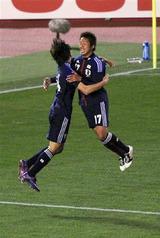 サッカー2012年五輪アジア最終予選日本×バーレーン清武弘嗣3