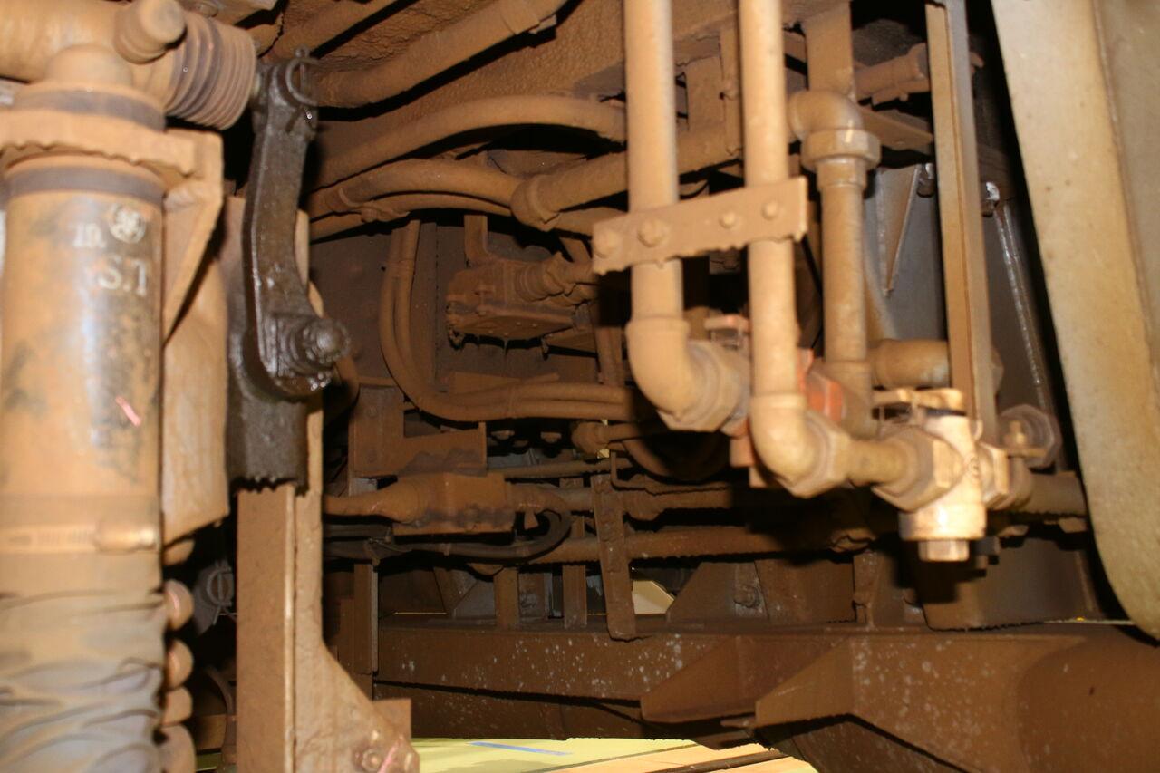 資料 クモヤ443形 双頭形両用連結器およびスカート周辺機器類 : たかしま ...