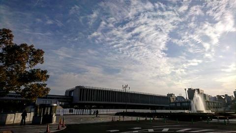 おはようございます広島は晴れです。 #ohayo #おはツイ #hiroshima