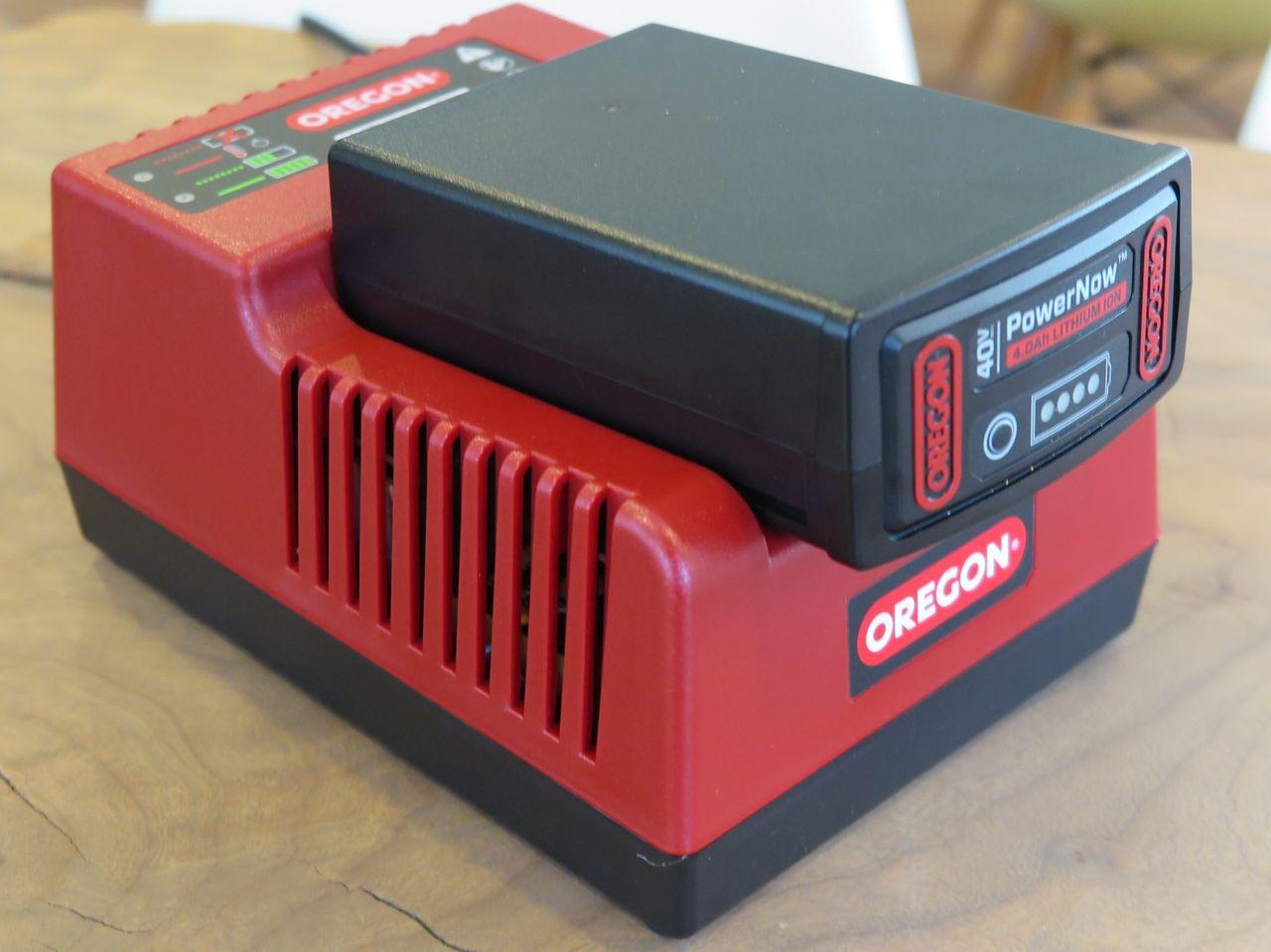 バッテリー&充電器