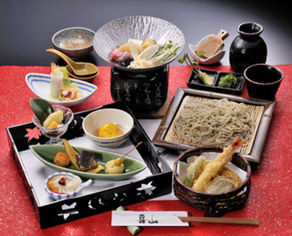 お食事処 喜山 料理