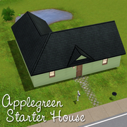 Applegreen Starter House