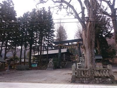 諏訪大社(前宮)3204