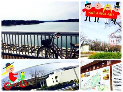 社員ブログ用(多摩湖)