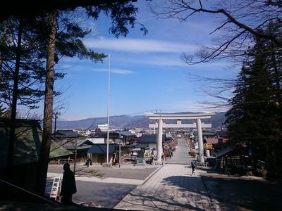諏訪大社(本宮)3233