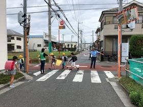 田島小20180927防犯ボランティア4