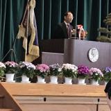 大久保中20170315卒業式1