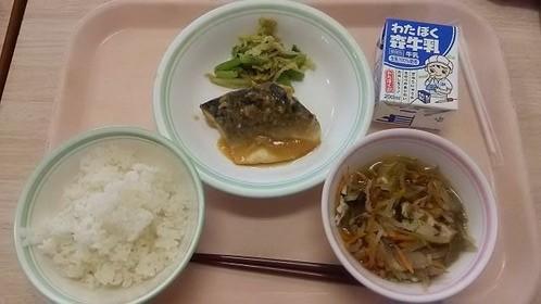 土合中20180625給食試食会5