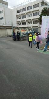 20191220あいさつ運動1