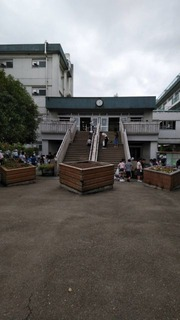 栄和小20180911クリーン作戦3