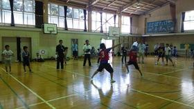 中島小20170623スポーツチャンバラ7