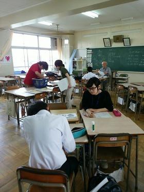 大久保中20170610チャレンジスクール6