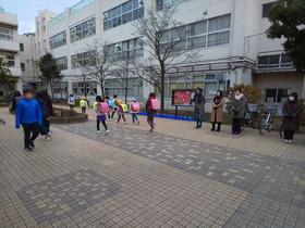 20191220あいさつ運動2