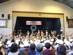 田島中学区4校音楽会2