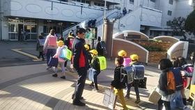 中島小20190408あいさつ運動1
