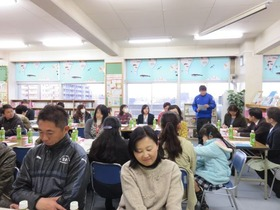 土合中20170310学年合同委員会4