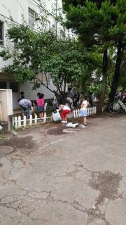栄和小20180911クリーン作戦1
