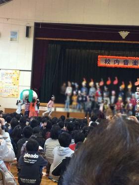 神田小20180111校内音楽会2