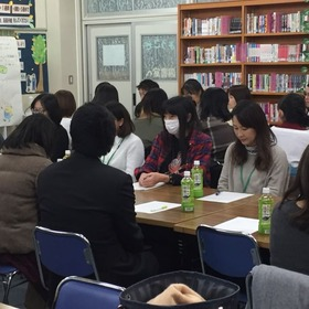 土合中20171205学年委員会4