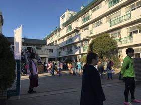 栄和小20190109あいさつ運動3