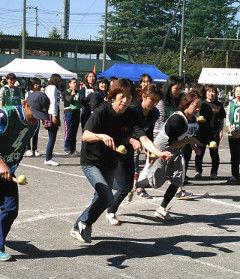 61回大久保地区体育祭5