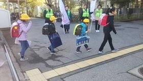 中島小20190408あいさつ運動2