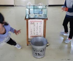 20191118給食参観2