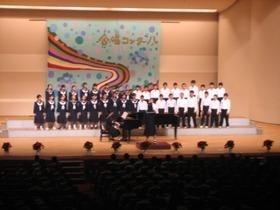 土合中20171025合唱コンクール1