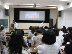 田島中20170720高校訪問8