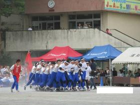 大久保中20170916体育祭4