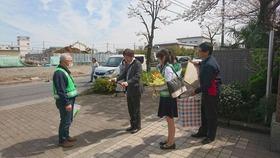 田島小20180326交通指導委員1
