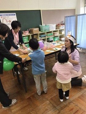 神田小20171028オレンジフェス3