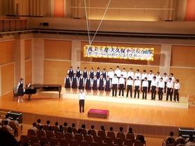 大久保中20181102合唱祭2