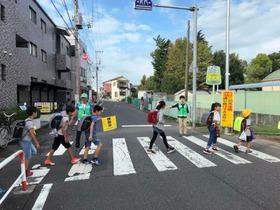 田島小20180927防犯ボランティア2