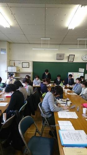 土合中20180305運営委員会1