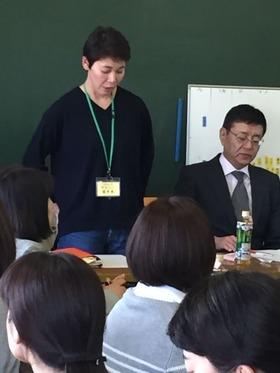 土合中20180313学年委員会4