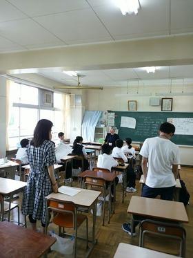 大久保中20170610チャレンジスクール3