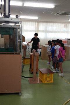 大久保小環境教室4