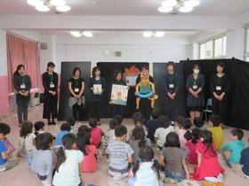 神田小20170509図書ボランティア3