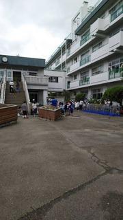 栄和小20180911クリーン作戦2