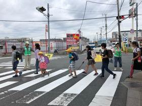 田島小20180927防犯ボランティア3