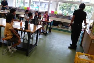 大久保小環境教室1