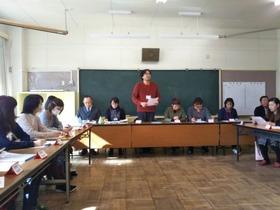 神田小20190221運営協議会1