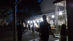 新開小20170721花火大会1