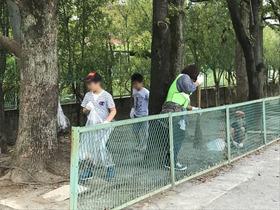 中島小20170823親子ボランティア1