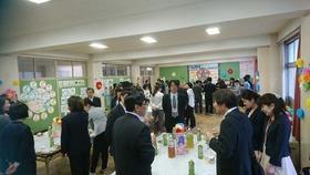 田島小20180508歓送迎会1