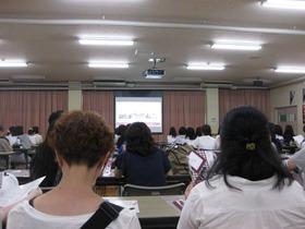 田島中20170720高校訪問6