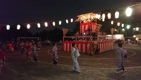 中島小20170806盆踊り4