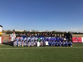 田島小20180112サッカー大会1