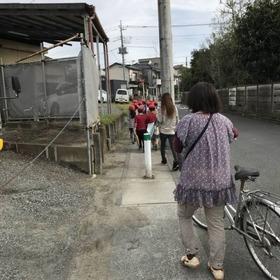 神田小20171102町探検2